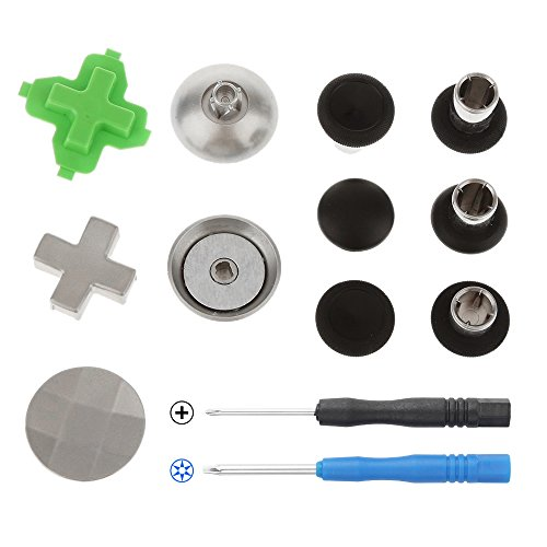 YTTL® 8 Pcs Replacement Swap Magnetic thumbsticks Fits for