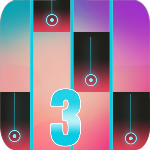 Piano Tiles Pink