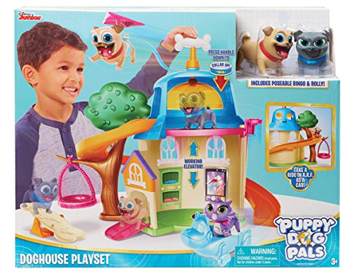 Puppy Dog Pals Surprise Action Rolly Playgamesly