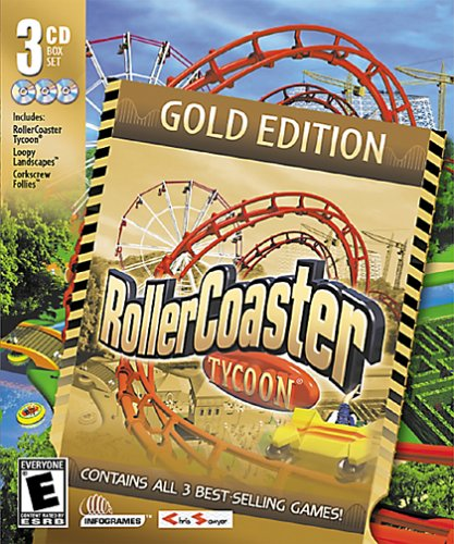RollerCoaster Tycoon 2 – PC – PlayGamesly