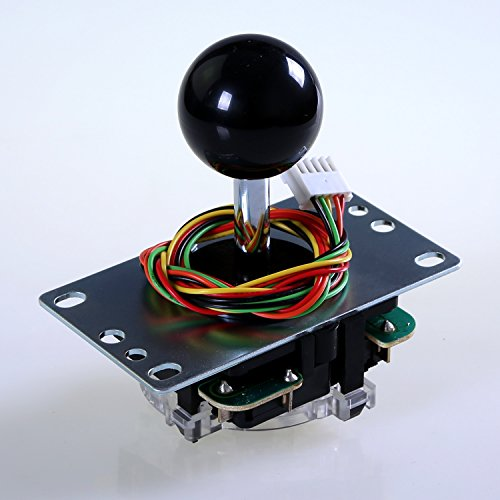 Easyget® Zero Delay Arcade Game USB Encoder PC to Joystick for MAME
