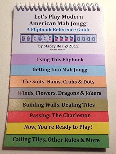 American Mah Jongg Mahjong Playing Kards Cards – PlayGamesly