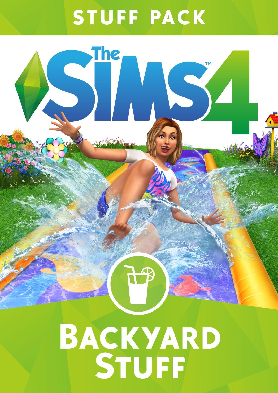 The Sims 4 Backyard Stuff Online Game Code