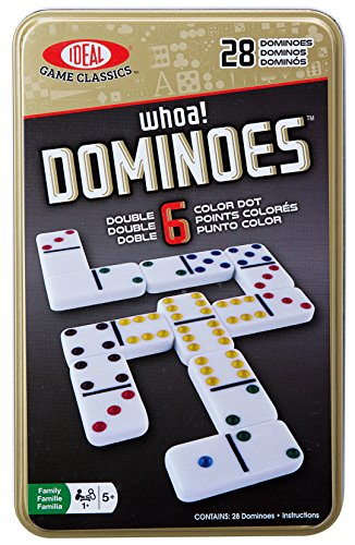Paw Patrol Dominoes Tin Playgamesly
