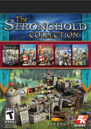 The Stronghold Collection Download – PlayGamesly