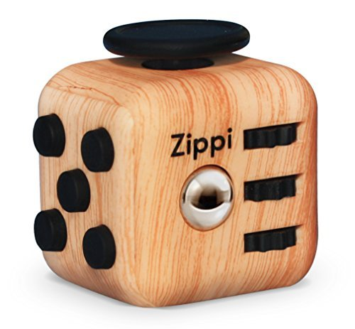 Best Fidget Cube By Zippi  Prime Desk Toy  Reduce Anxiety