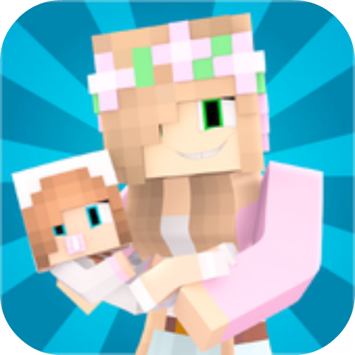 Baby Girl Skins – PlayGamesly