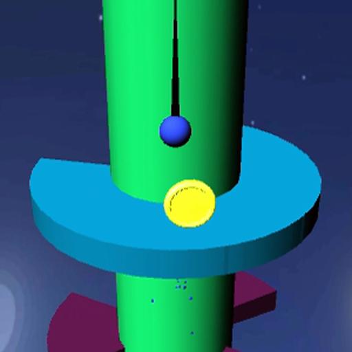 Helix Ball – Spiral Jump – PlayGamesly