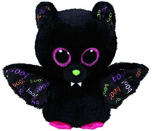 0dad8a818ca Ty beanie boos - dart the bat glitter Eyes Regular Size - 6 inch 15cm tall  soft plush toy. Cute