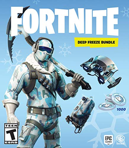 Warner Bros Fortnite: Deep Freeze Bundle – Nintendo Switch – PlayGamesly