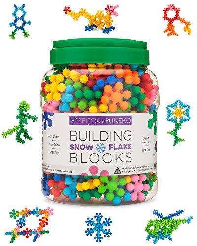 MEIGO Magnetic Blocks – Kids Magnetic Tiles Set 3D Magnetic Building
