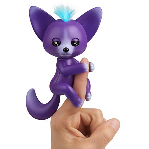 WowWee Fingerlings Baby Elephant - Interactive Toy - Gray ...