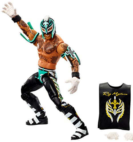 Top 9 WWE Rey Mysterio Action Figure – Action Figures ...
